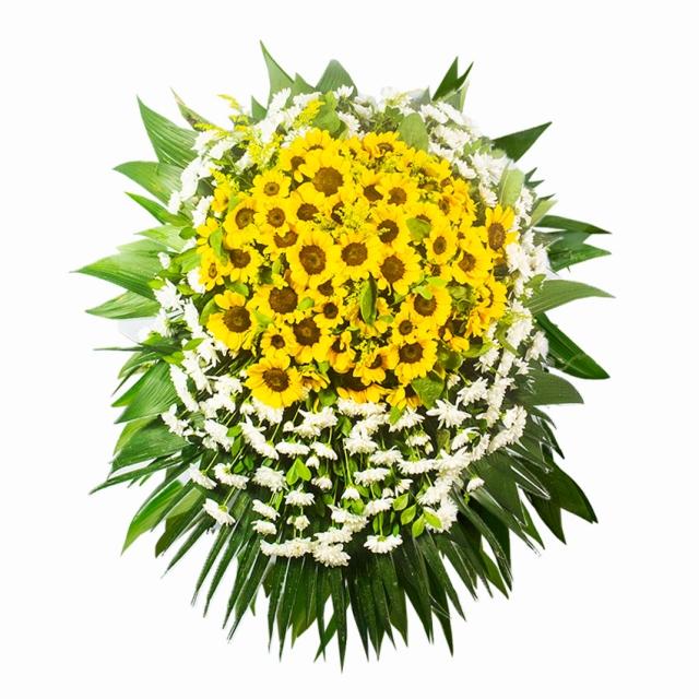 Coroa de Flores Luxo 01