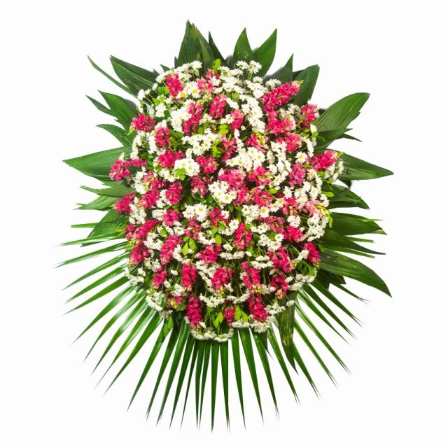 Coroa de Flores Luxo 03
