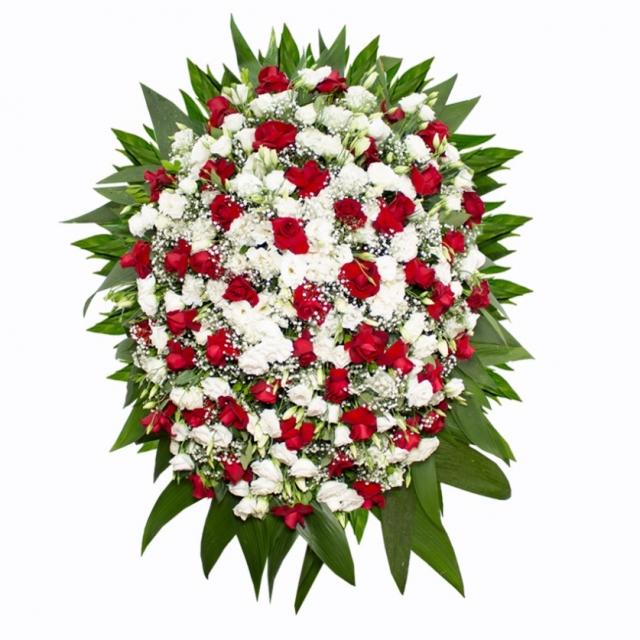 Coroa de Flores Premium 01