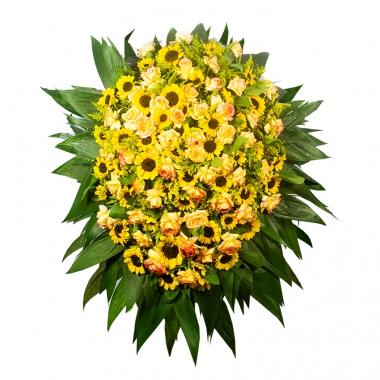Coroa de Flores Super Luxo 04