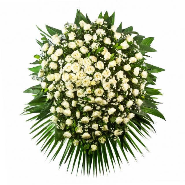 Coroa de Flores Super Premium 04