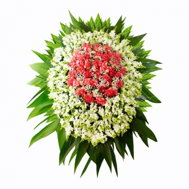 Coroa de Flores  Super Luxo CFLX002