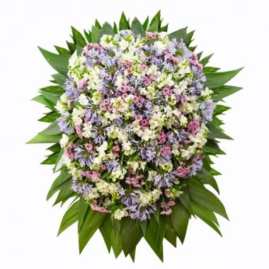 Coroa de Flores  Super Luxo CFLX003
